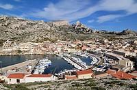 Les Goudes Marseille France.