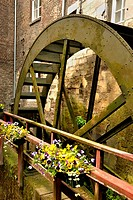 The Bisschopsmolen is located in the heart of Maastricht. It is the oldest working water mill in the Netherlands. The earliest mention of this water m...