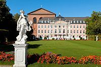 Europe, Germany, Rheinland-Pfaltz, Trier, Electoral Palace.