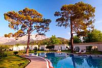Vogue Hotel, Antalya, Turkey, Western Asia.
