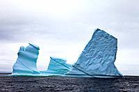 Iceberg off St. Anthony, Newfoundland.