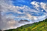 Valdeon Valley. Picos de Europa National Park. Leon Province. Castilla y Leon. Spain.