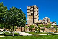 Zamora Cathedral, Castile and Leon, Spain.