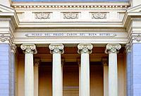 Madrid, Spain. Cason del Buen Retiro (annex of the Prado Museum).