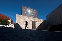Germany, Bavaria, Munich, Jakobsplatz, Jacob Square, Main Synagogue.