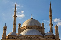 The great Mosque of Muhammad Ali Pasha or Alabaster Mosque Arabic:, Turkish: Mehmet Ali Pasa Camii is a mosque situated in the Citadel of Cairo in Egy...