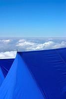 Tent Camp Kilimanjaro NP Tanzania.