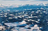 Switzerland Bernese Alps.