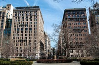 Gramercy Park, Manhattan, New York City.