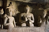 Pandavleni or Pandu lena rock cut caves are 2000 years old. Originally built by the Jain Kings. These 24 Hinayana Buddhist Caves date back to 1st cent...