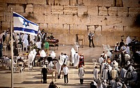 Evening Prayer at the Western Wall (Judaism).