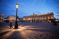 Place Stanislas in Nancy.