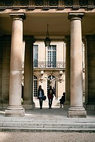 Carnavalet Museum in Paris. France. Europe.