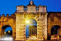 Porta San Giovanni, Rome Italy.
