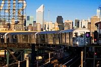 """Metro stop line 7 Queensboro Plaza. The 7 Flushing Local (local Flushing Line 7) is a service of Metro New York City, the service works as a local pa..."
