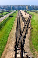 Auschwitz-Birkenau Concentration Camp.