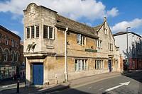 The Greyhoun Inn, Lansdown, Stroud, Gloucestershire, England, UK.