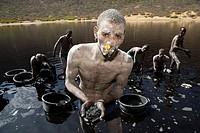 salt mining in Ethiopia.