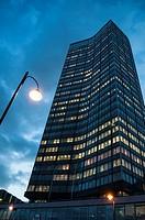 Millbank Tower, London, UK.