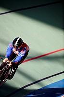 Spanish Para-cycling Championship. Galapagar Velodrome, Madrid, Spain