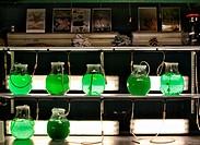 Laboratory green