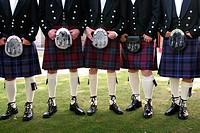 Kilts and Sporrans Scotland.