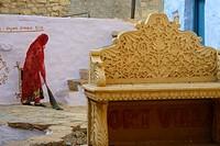 India, Rajasthan, Jaisalmer.