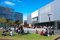 University of Sydney Campus,Sydney.