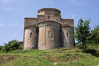 Church of Sant Jaume de Frontanyà, Catalonia, Spain