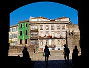 Travessa de S. Sebastião, Calçada Vandoma, near Cathedral, Terreiro da Se, Porto, Portugal, Europe.