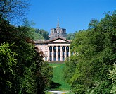 Germany, Kassel, Fulda, West Hesse Highlands, Hessian Highlands, Hesse, Kassel-Wilhelmshoehe, Bergpark Wilhelmshoehe, UNESCO World Heritage Site, cult...