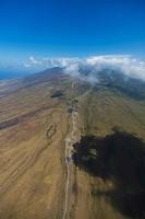 Windmills, West Maui Mountains, Maui, Hawaii