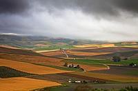 Landscape near Torre Alhaquime,.