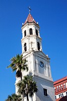 The Cathedral Basilica of St. Augustine, St. John´s County, Florida, USA.