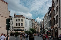 The Grand Place or Grote Markt is the central square of Brussels. It is surrounded by guildhalls, the city´s Town Hall, and the Breadhouse Maison du R...