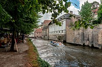 Bruges is the capital and largest city of the province of West Flanders in the Flemish Region of Belgium. It is located in the northwest of the countr...