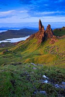 Old Man of Storr, Isle of Skye, Scotland.