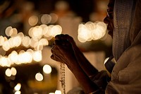 Christian devotees observe All Souls´ Day, known as the Feast of All Souls, Commemoration of all the Faithful Departed. On this day, Christians come t...