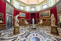 Uffizi Gallery Florence Italy IT Renaissance EU Europe Tuscany.