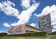 National University, Mexico city, Mexico.