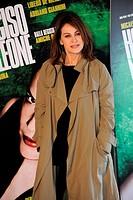 elena sofia ricci; sofia ricci; actress; celebrities; 2015;rome; italy;event; photocall; ho ucciso napoleone.