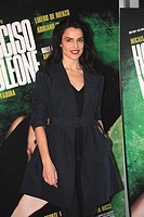 micaela ramazzotti; ramazzotti; actress; celebrities; 2015;rome; italy;event; photocall; ho ucciso napoleone.