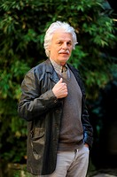 Michele Placido; Placido; actor and director; celebrities; 2015;rome; italy;event; photocall; la scelta.