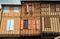 Windows, Mirepoix, France