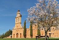 Antiguo convento de San Francisco, Ayllón. Conjunto histórico artístico. Segovia province. Castile-Leon. Spain.
