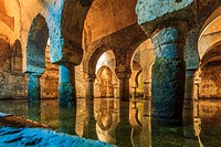 Cistern of Caceres in Extremadura, Spain.