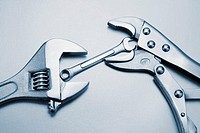 Adjustable Spanners and Wrench.