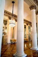 Museum lobby Teatrale alla Scala, Teatro alla Scala in Milan