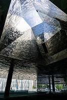 Forum building 2004.Barcelona.Catalunya.Spain.