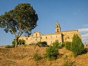 Parador de turismo de Monforte de Lemos. Lugo. Galicia. España